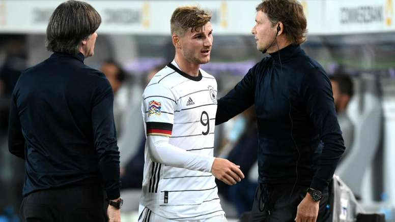 Werner annoyed after draw