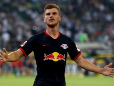 Nagelsmann backs Werner to hurt Bayern as RB Leipzig chase victory. GOAL
