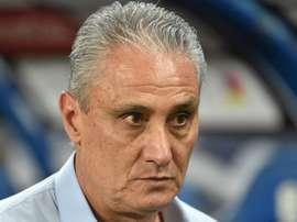 O Brasil defronta a Rep. Checa e Tite fará seis alterações. Goal