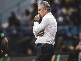Tite pode igualar pior sequência de um técnico do Brasil. Goal