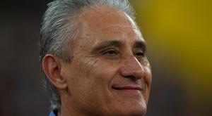 Tite Brasil Argentina Amistoso Superclássico das Américas. Goal