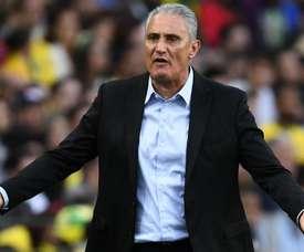 Tite confessou que não gostou da prestação do Brasil. Goal