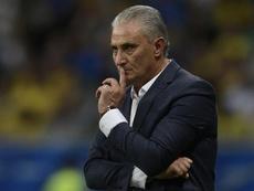 Tite reforça teimosia com a seleção na Copa América. Goal
