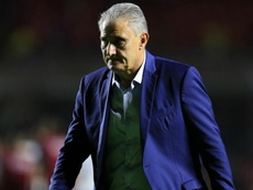 Tite understood the reaction of the crowd after their poor first half display. GOAL