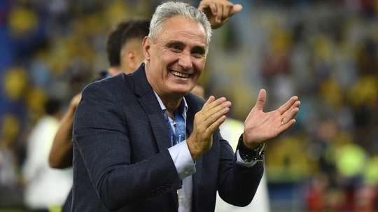 Tite is our captain – Alves