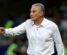 Tite's continuity as Brazil's coach has been put in doubt. GOAL