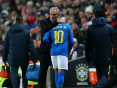 Tite believes Neymar was at his best when he was playing for Barca. GOAL