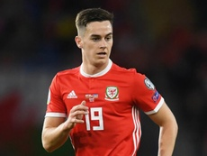 Lawrence named in Wales squad. Goal