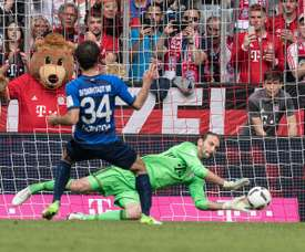 Le joueur du Bayern Munich, Tom Starke. Goal