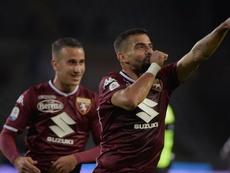 Torino-Frosinone 3-2: Ciociari mai domi, è Berenguer a decidere
