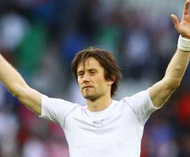 Rosicky has announced his retirement after succumbing to the rigours of professional football. GOAL