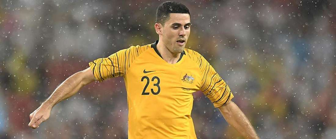 Rogic, Boyle return for Socceroos