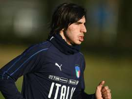 Tonali has been linked with a move away from Brescia this summer. GOAL