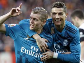 'Saída de Ronaldo do Real Madrid fez todos felizes'