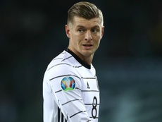 Kroos thinks Germany will know in March how far they can get at the Euros. GOAL