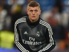 Toni Kroos will not feature in Real Madrid's line up for the Alaves match. GOAL