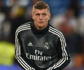 Kroos returns to the Madrid fold. GOAL