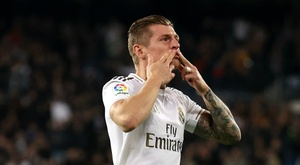 Kroos opens up on transfer talks with Man Utd and Liverpool. GOAL