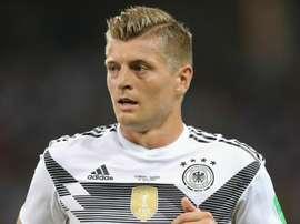 Toni Kroos revela que está próximo de deixar de representar seu país. Goal