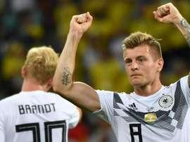 Alemanha defronta Coreia. Goal