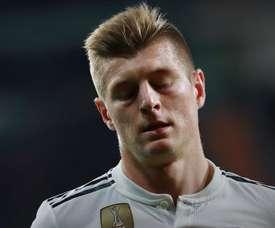 A eliminação caiu como uma bomba no Bernabéu. Goal