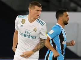 Kroos Real Madrid. Goal