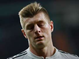 Kroos sidelined with adductor tear