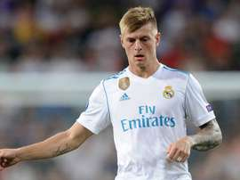 Kroos is a doubt for the game due to illness. GOAL