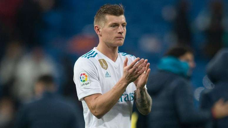 Kroos says Madrid must focus on qualifying for Champions League