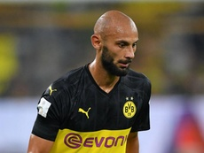 Toprak has moved to Werder Bremen on loan for the season. GOAL