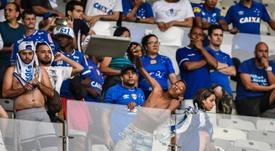Rebaixamento do Cruzeiro causa zoeira na internet. Goal