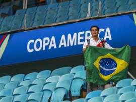 Muita renda e pouco público: a Copa América dos estádios esvaziados. Goal