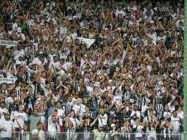 Torcedor do Atlético morre de infarto durante jogo