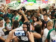 O Goiás está de volta a Série A. Goal
