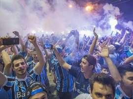 Retrospecto do Grêmio na Arena. Goal