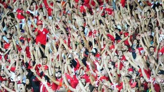 O Internacional regressa à Libertadores. Goal
