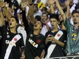 Vasco e Fluminense trocam provocações por mosaico no Maracanã. Goal