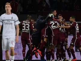 L'AC Milan se complique la vie face au Torino. Goal