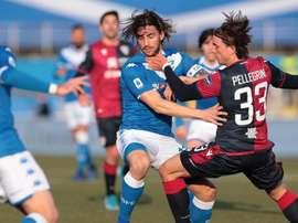 Pareggio tra Brescia e Cagliari. Goal