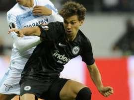 Eintracht-Lazio, dramma Torrò: perde il fratello ma gioca lo stesso