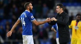 Everton left it late. GOAL