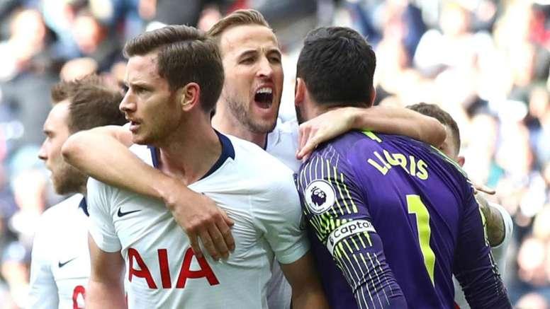 Tottenham sauvé par son gardien. Goal