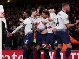 EFL Cup draw: Tottenham take on Chelsea, Manchester City get Burton Albion.