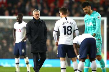 Mourinho: Spurs have to be angry. GOAL