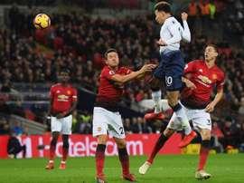 Segna Rashford. Goal