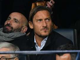Totti had fallen out with the board over decisions they have made. GOAL