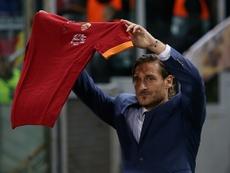 La Roma risponde a Totti. Goal