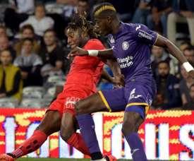 Toulouse et Nice se quittent dos à dos. Goal