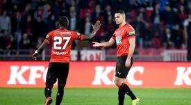 Rennes veut jouer la finale. Goal