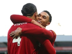 Alexander-Arnold says Liverpool need to take their momentum into the upcoming games. GOAL